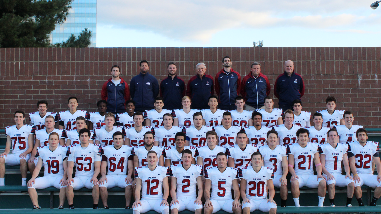 2018 Sprint Football Roster University Of Pennsylvania Athletics