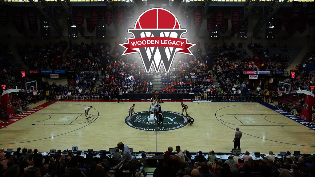Mens Basketball Will Play In 2019 Wooden Legacy University Of