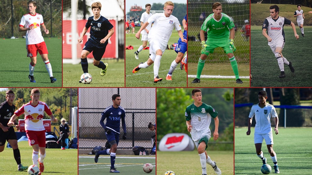 Men's Soccer Announces Incoming Class of 2022 - University of