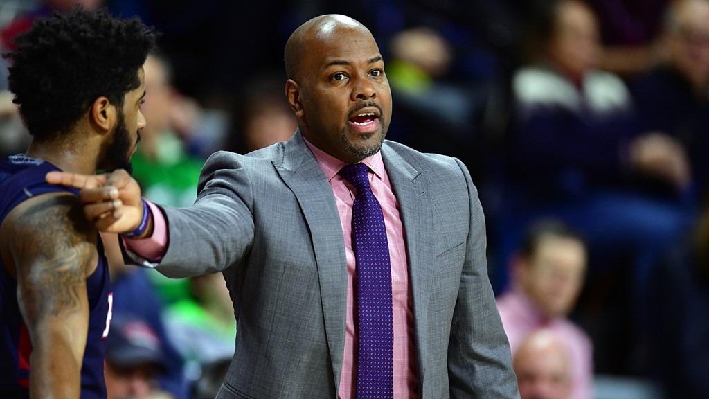 Men S Basketball Assistant Coach Ira Bowman C 96 Heads To