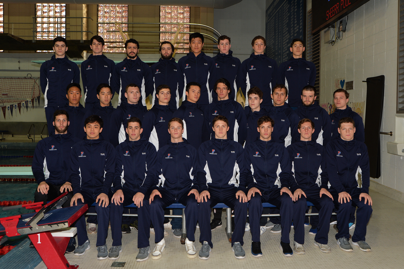 776bb39d4f 2018-19 Men's Swimming and Diving Roster - University of ...
